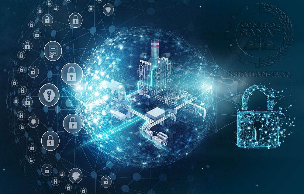 امنیت سایبری در سیستم های اتوماسیون صنعتی