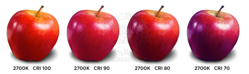 CRI With Constant Color Temperature
